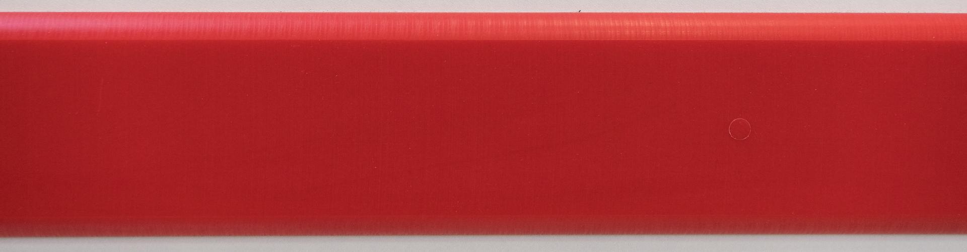 plinthe murale antichocs rouge en polyéthylène SPENLE