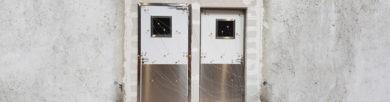 portes professionnelles coupe-feu SP250 Spenle