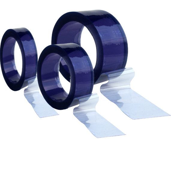 rouleaux lanières en PVC souple pour rideaux à lanières