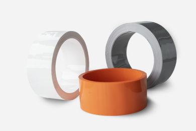 rouleaux de lanières en PVC souple et opaque