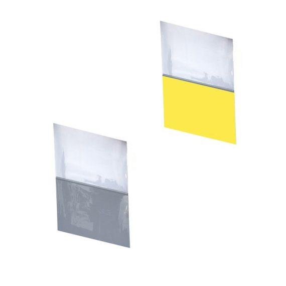 panneaux souples en PVC pour portes va-et-vient