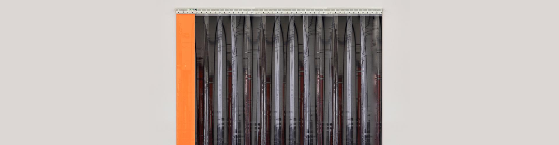 SPENLE flexibler PVC-Streifenvorhang