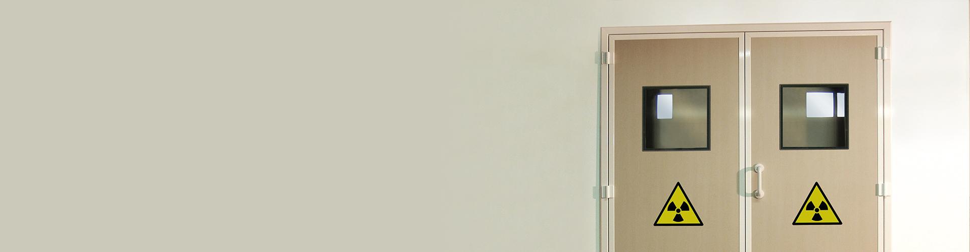 portes plombées porte anti rayons X SPENLE