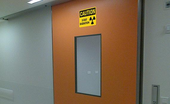 porte de protection anti radiations SPENLE