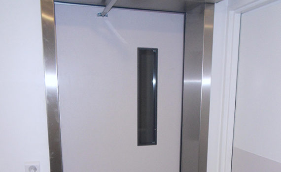 porte acoustique SP250 STILLROOM