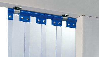 petite porte rideau en PVC souple SPENLE