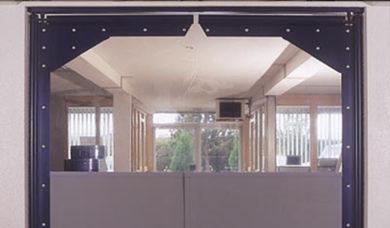 portes à vantaux souples SP2000 Spenle